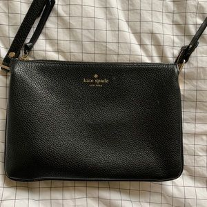 Kate Spade Crossbody Black Bag